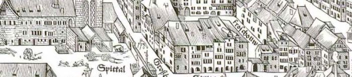 Froschau Murner Plan 1576