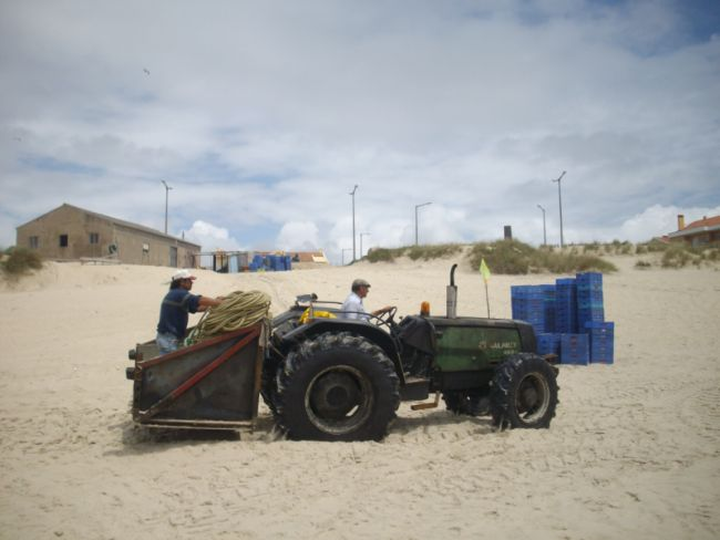 praia da mira traktor