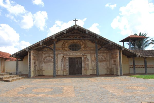 San_Javier_church